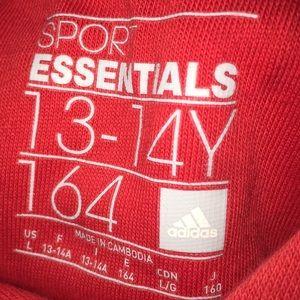 Adidas Sweater V-Neck ss18